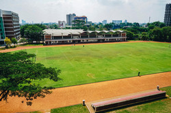UPH College Soccer Field