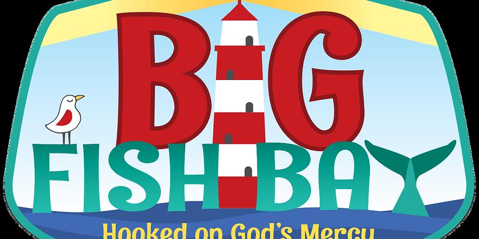 Big Fish Bay Vacation Bible School 2021