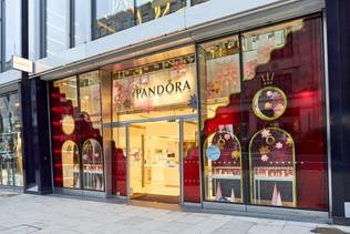 Pandora Marble Arch - Christmas 2020