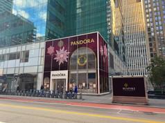 Pandora 42nd Street - Christmas 2020