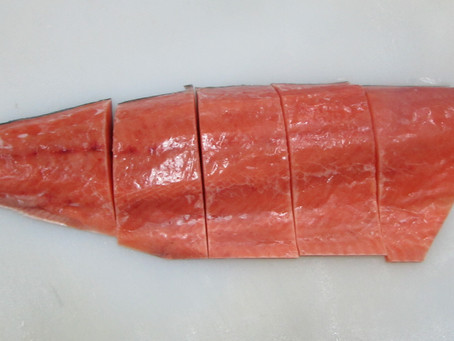 Why Frozen Pink Salmon?