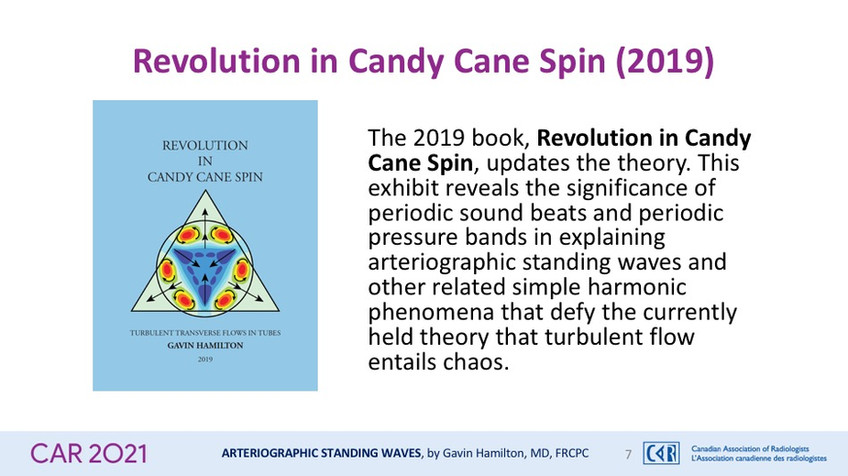Revolution in Candy Cane Spin (2019)