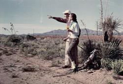 Jean & Lothar - New Mexico
