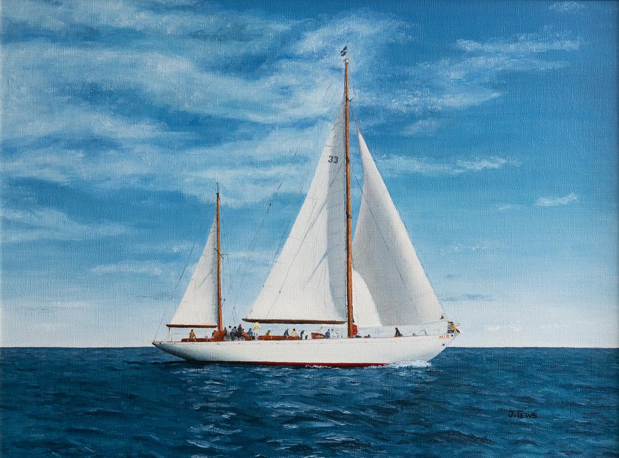 The Boss' Boat