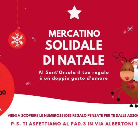 Mercatino Solidale di Natale