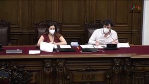Momento Constituyente expone ante comisiones de la Convención Constitucional