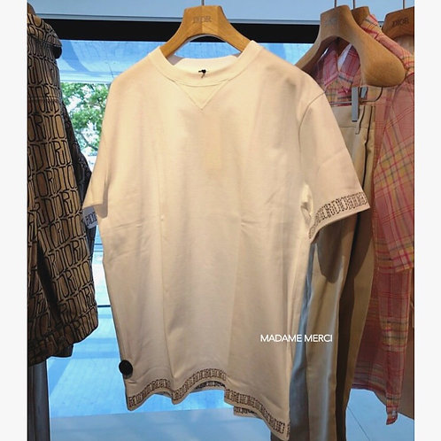 【DIOR】COLLAB STUSSY / OVERSIZE T-SHIRT