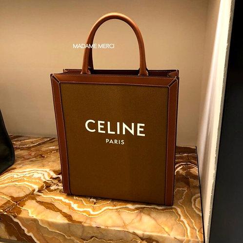 【CELINE】SMALL VERTICAL CELINE TOTE BAG