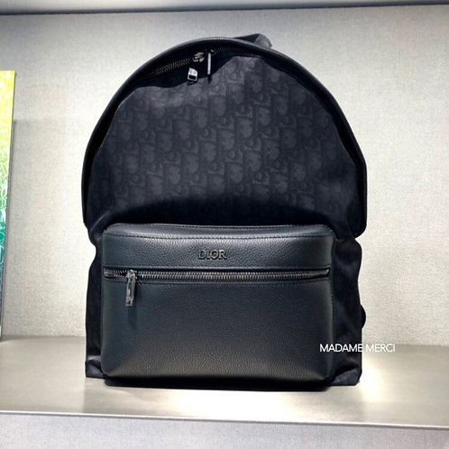 【DIOR】RIDER / Dior Oblique - BACKPACK