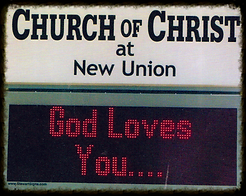 New union Church of Christ