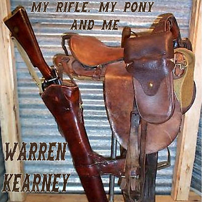 Cd Cover of My Rifle My Pony and Me as j