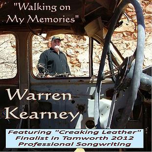 Walking On My Memories cd cover.jpg