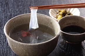 葛茶房 「葛の花」の葛料理メニュー