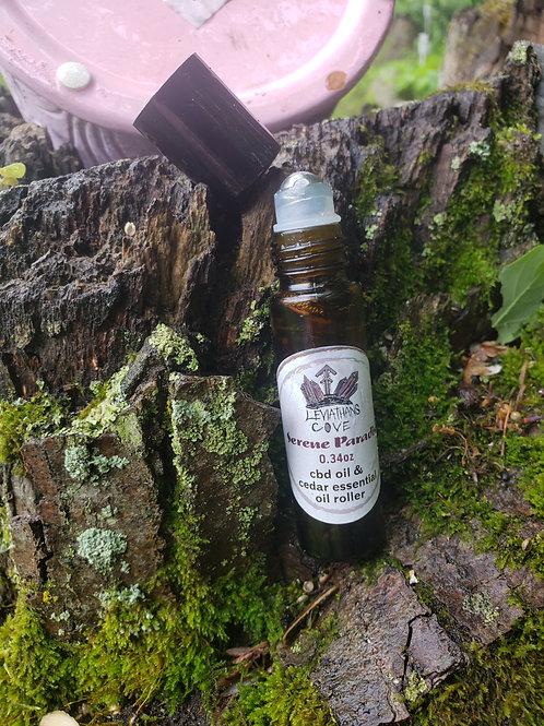 Serene Paradise Essential Oil Roller