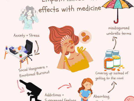 Empath Illness and Effects With Medicine