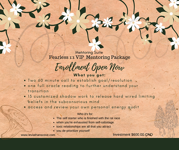 Brown Textured Paper and Floral Illustra