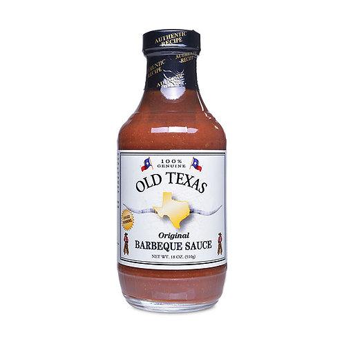 Old Texas Original BBQ Sauce