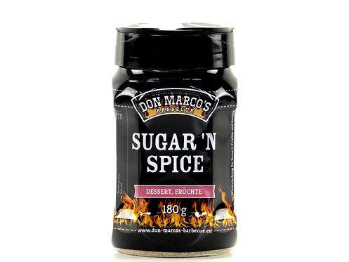 Don Marco's Sugar 'n Spice