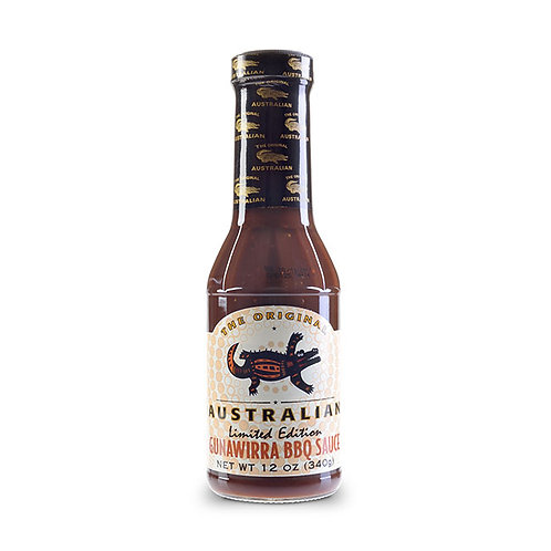 The Original Australian Gunawirra BBQ Sauce