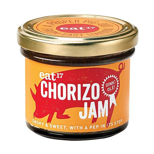 eat 17 Chorizo Jam 105g