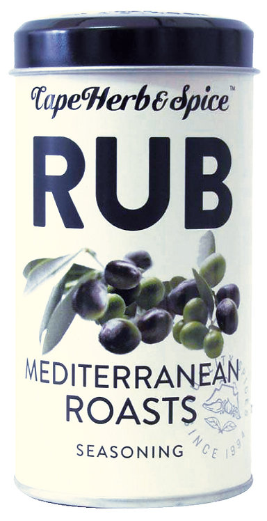 Cape Herb&Spice Mediterranean Roasts