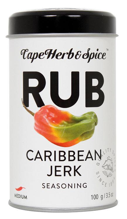 Cape Herb&Spice Rub Caribbean Jerk