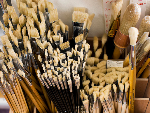 Acessórios para pintura DIY