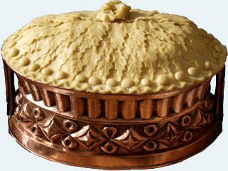 Yorkshire Christmas Pie