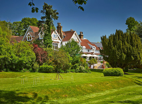 Rowhill Grange - a Perfect Wedding Venue in Kent