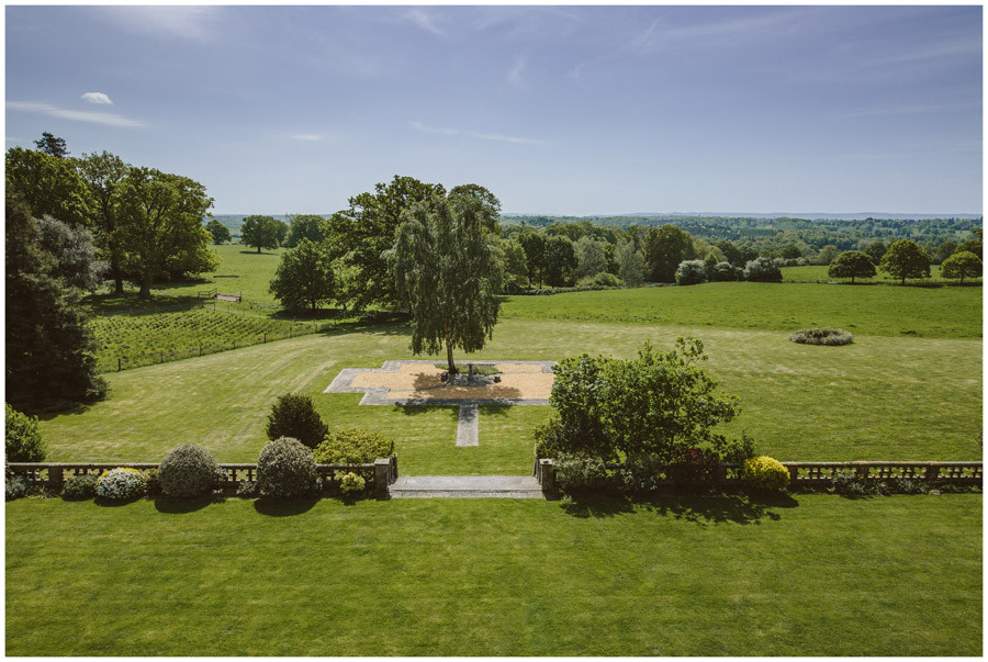 Gardens at Balcombe Place Sussex wedding venue for celebrant wedding ceremony