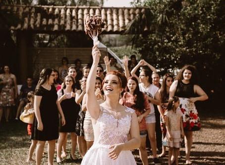 Why Do Brides Throw their Bouquet?