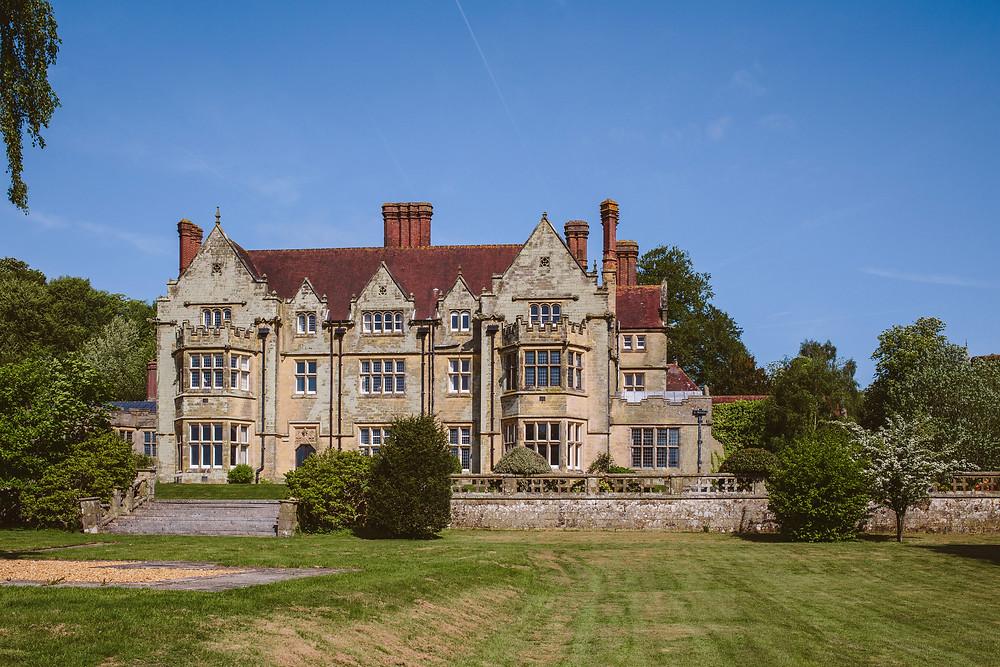 Balcombe Place Sussex wedding venue for celebrant wedding ceremony