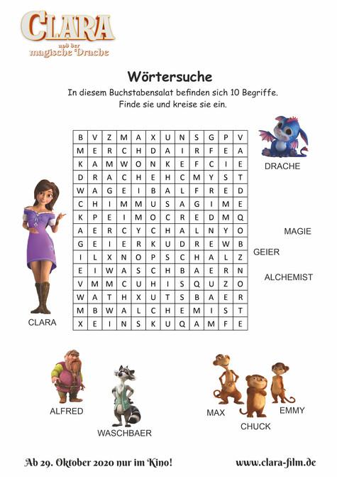 Wörtersuche