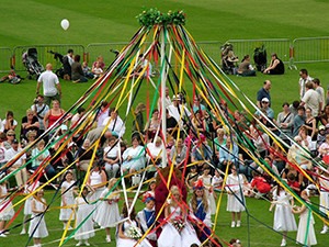 May Day Celebrations Around the World!