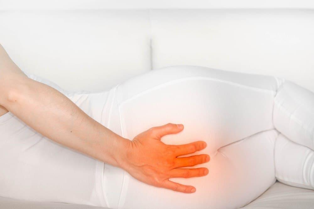 קוקסידניה - כאבים בעצם הזנב