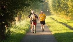 ריצה בגיל מבוגר