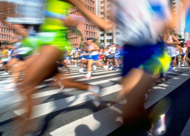 רגליים חזקות ואימון כוח לריצה