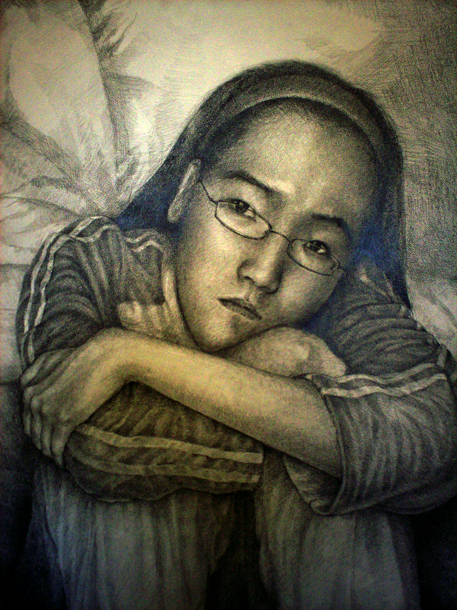 Pencil Self Portrait AKim.jpg