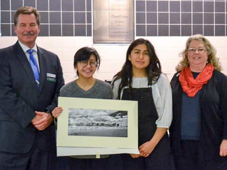 School Board Honors Students