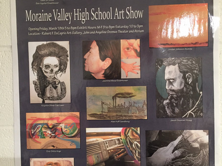 Moraine Valley Community Art SHow!