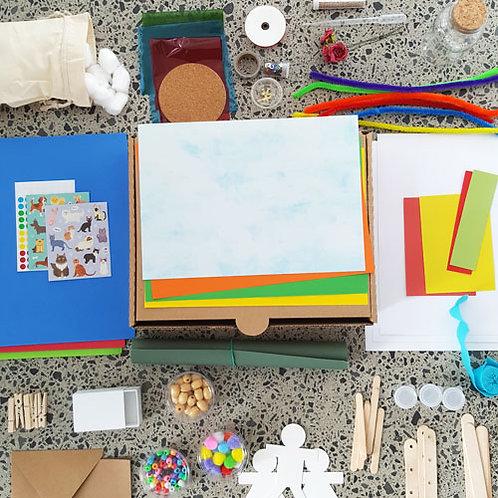 Mystery Box - Arts & Crafts