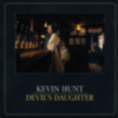 Devils Daughter Album Front cover Kevin