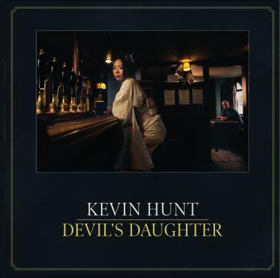 Devils Daughter Album Front cover Kevin