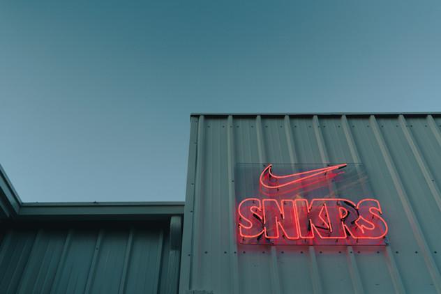 Nike: SNKRS