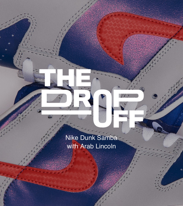 Nike Samba Dunk Low