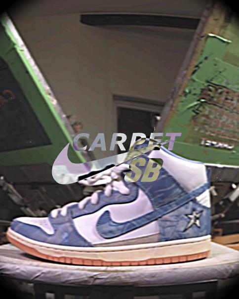 NIKE | CARPET CO DUNK HIGH