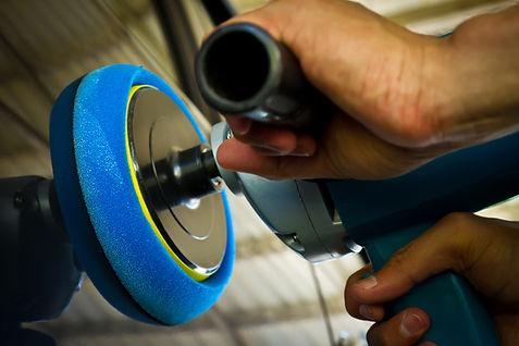 kidderminster machine polish