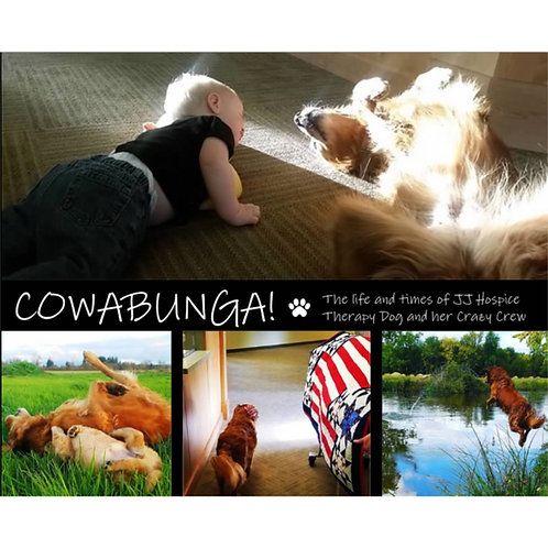 Cowabunga Photo Book