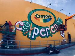 Crayola Experience, CB Scenic