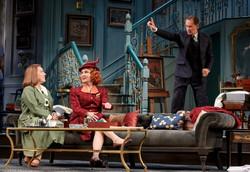 Present Laughter, Broadway